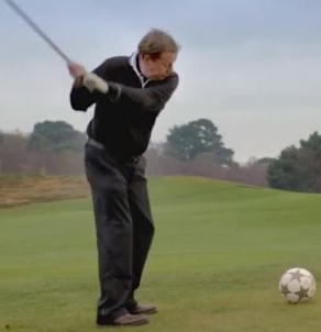 football golf club